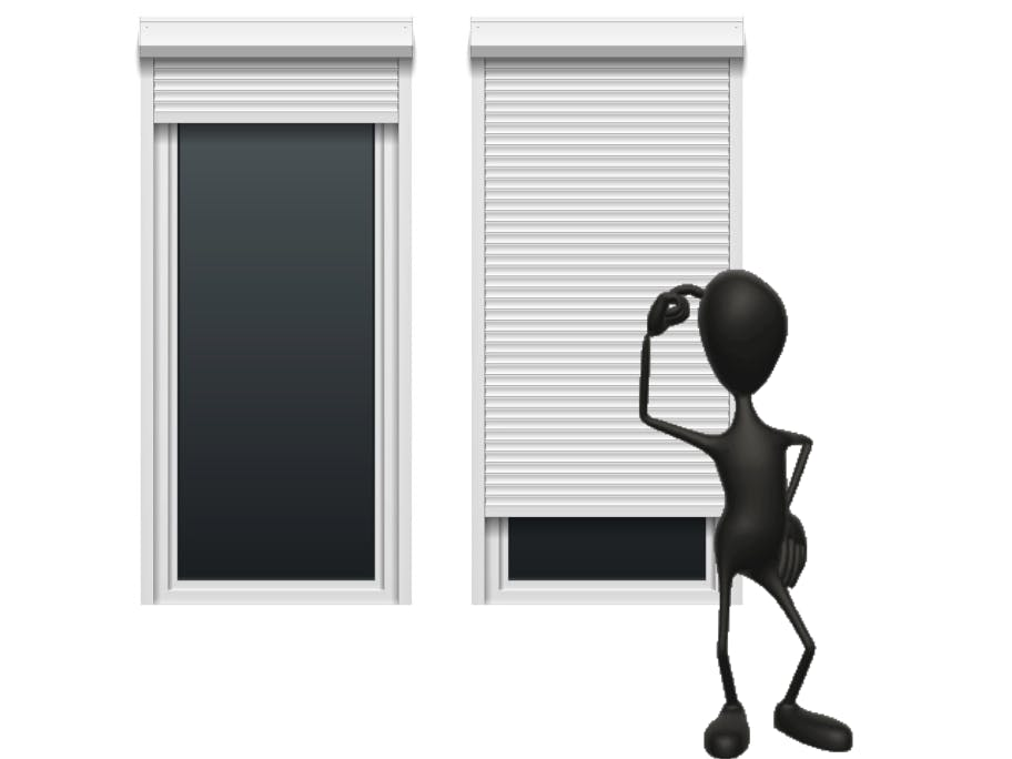 Roller-shutter Automations in Python