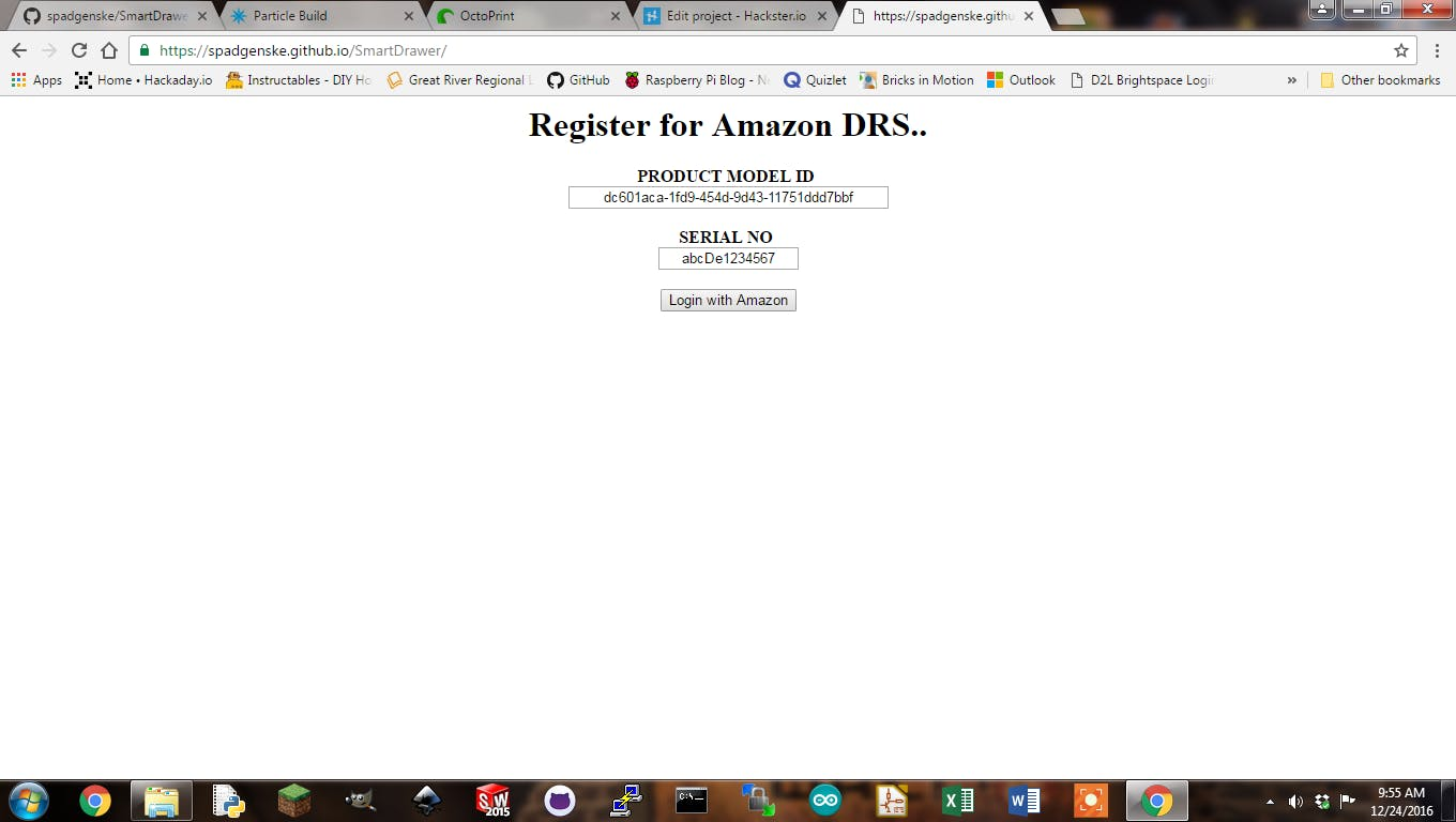 First enter your device model number generated on Amazon's DRS site
