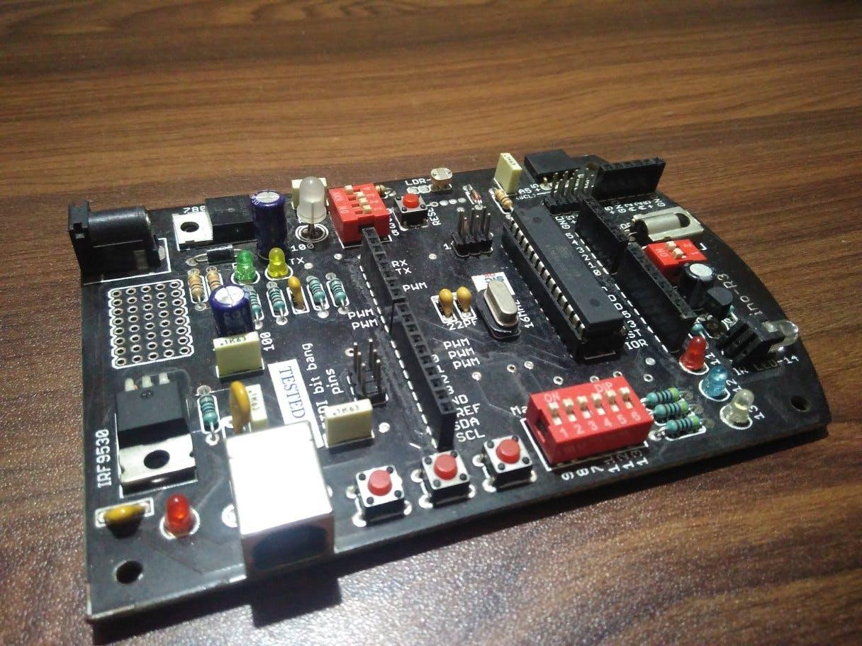 Generating Remote Control Signals using InduinoR3