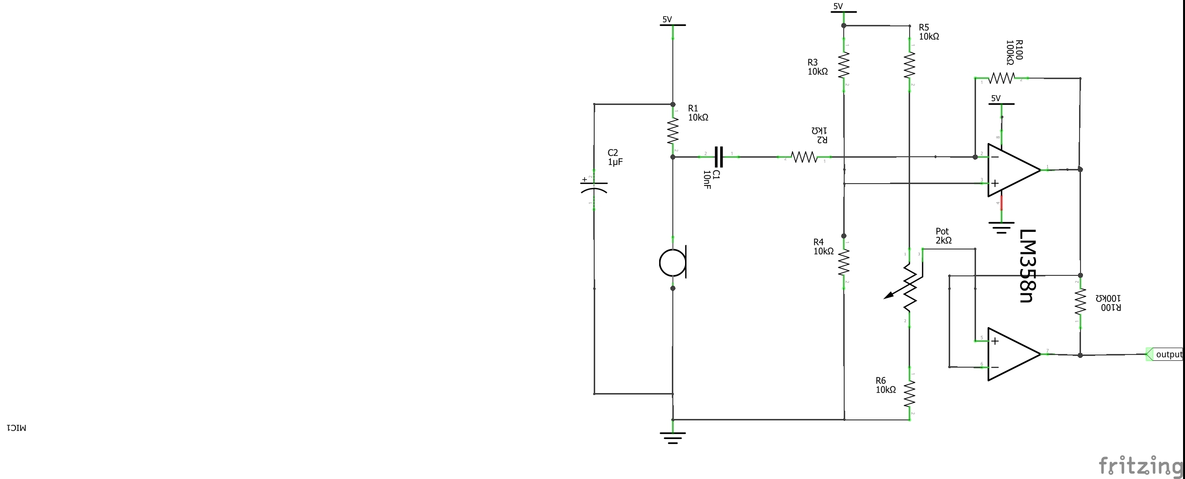 A Simple Arduino Based Leds Dance To Audio Input How Build Dancing Circuit Diagram Xer65nmgkwdbkw06i3il