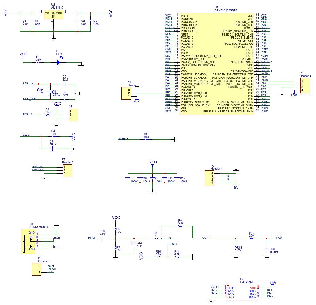 DIY LED Audio Spectrum Analyzer - Hackster io