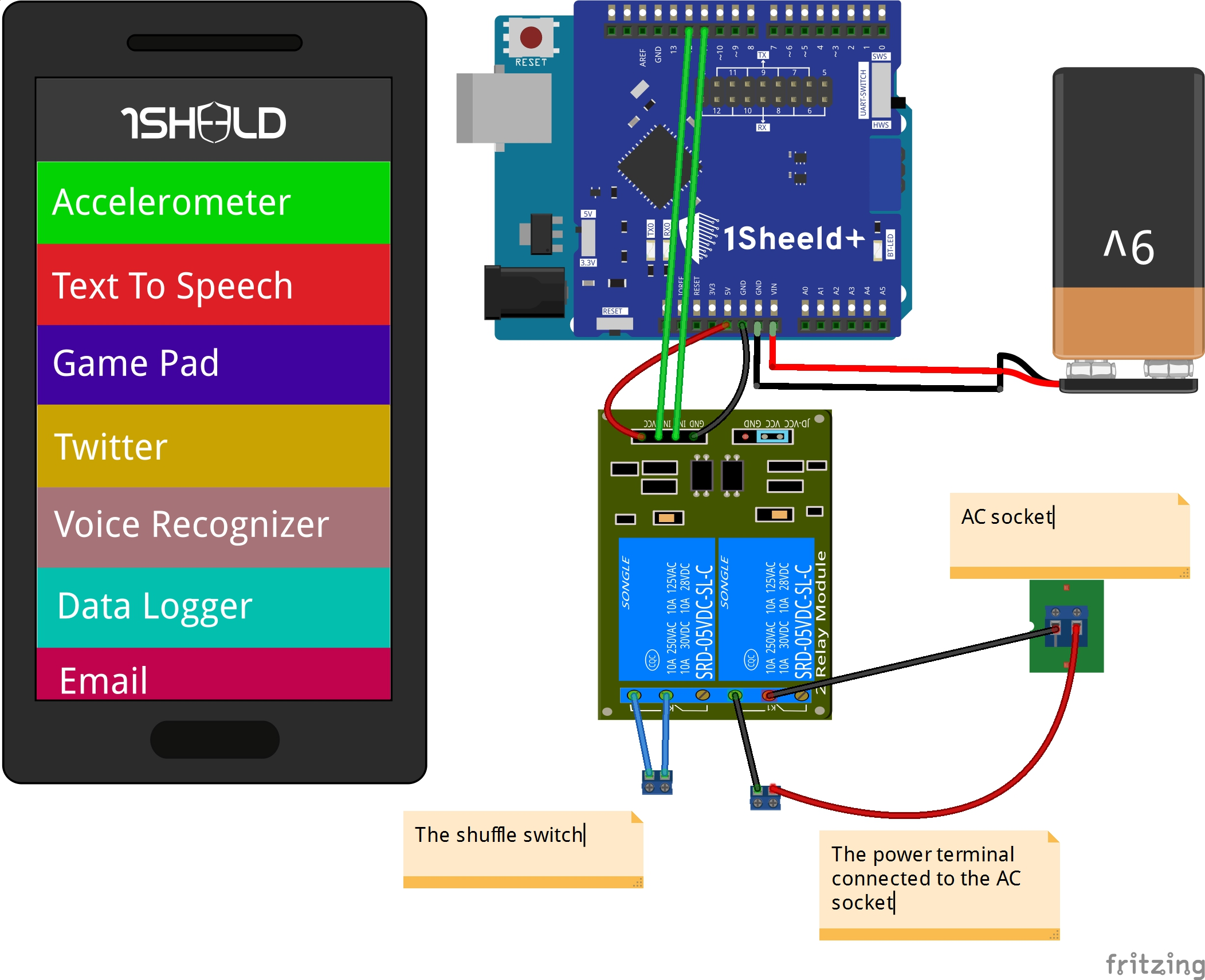 Control Christmas Lights With Voice Commands Using Arduino Led Tree Schematic