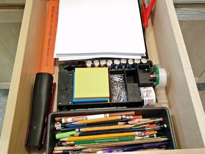 IoT Smart Desk Drawer with Amazon DRS