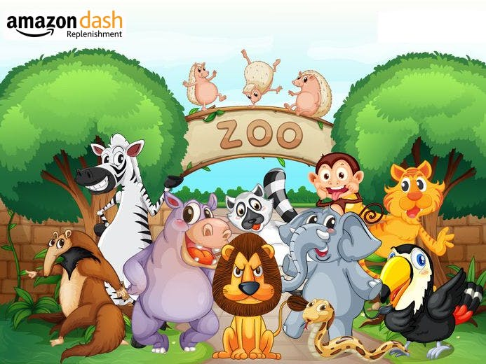 Zoo food scheduler