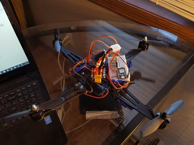 IoT Drone - Part 1 - Motor Control