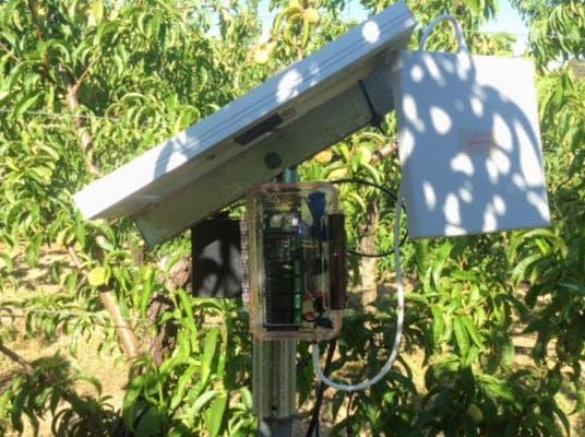 A 12dB panel antenna