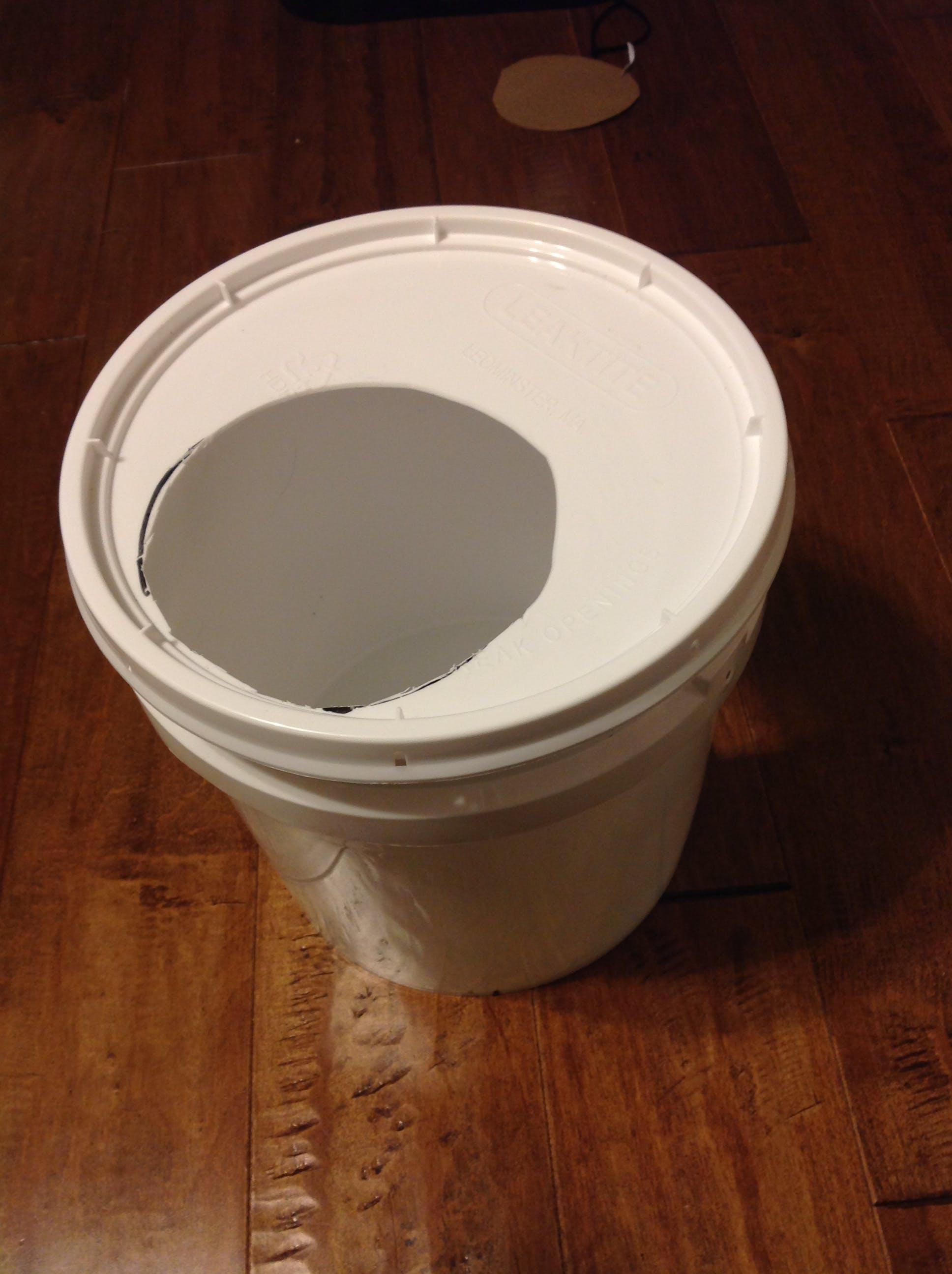 Top of the bucket