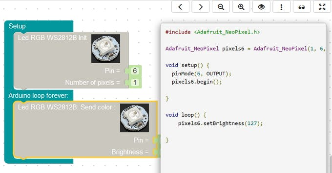Blockly@rduino: Create Code with Blocks - Arduino Project Hub