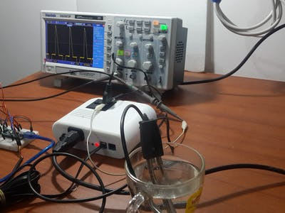 Arduino Control AC Water Heater temperature