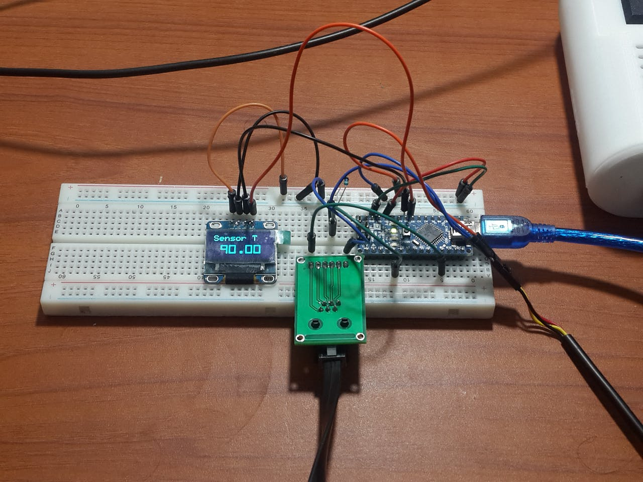Arduino Water Temperature Controller