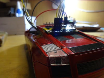 DIY WiFi RC Car Project Under $25