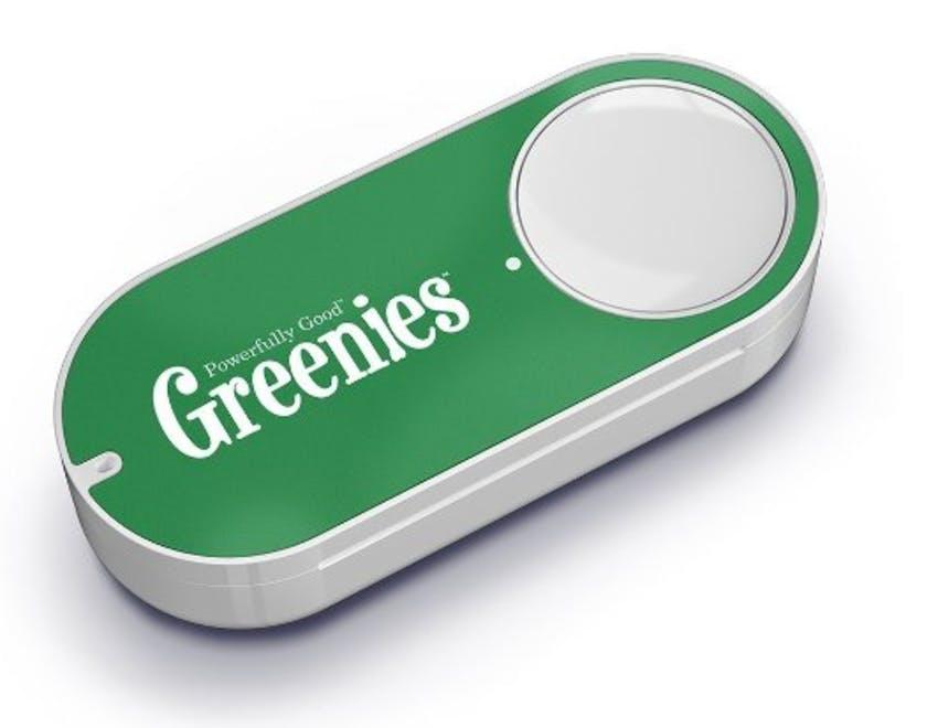 Greenies Dog Treats Dash Button