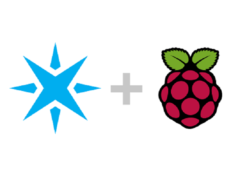 Particle + Raspberry Pi