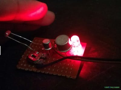 Modified Automatic Night Light