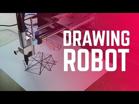 Sketch It (CNC Plotter)