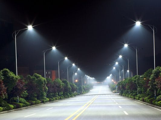 Let There Be Smart Light!