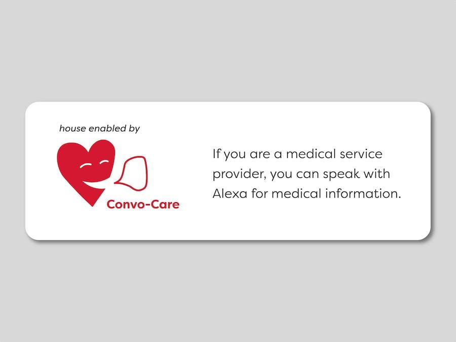 Convo-Care: Alexa-Controlled E-Health App