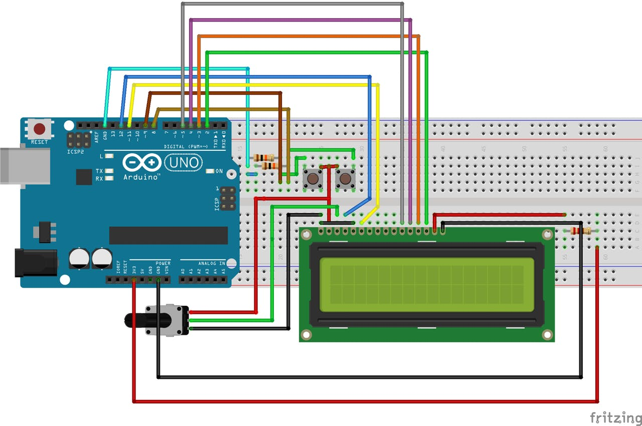 Simple Arduino Digital Clock Without Rtc Hand Off Automatic Wiring Diagram Find Latest Part