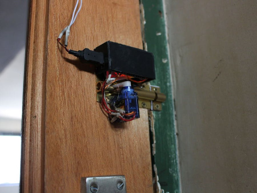 Bluetooth Door Lock Arduino