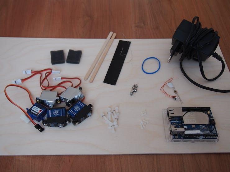 Arduino IoT Robotic Arm - Hackster io