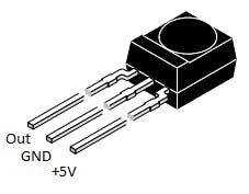 IR Remote Control and Arduino Control AC Voltage Device