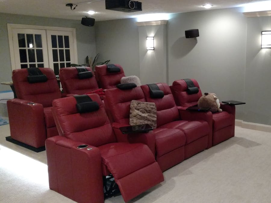 Home Theater Accent Lights