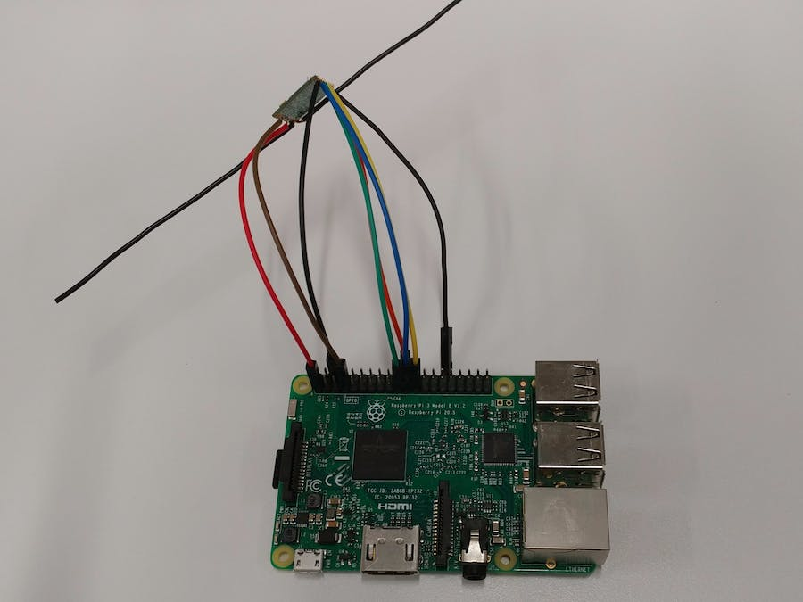 LoRa - Raspberry Pi - Single Channel Gateway - Cheap