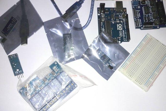 Arduino Uno and stuff