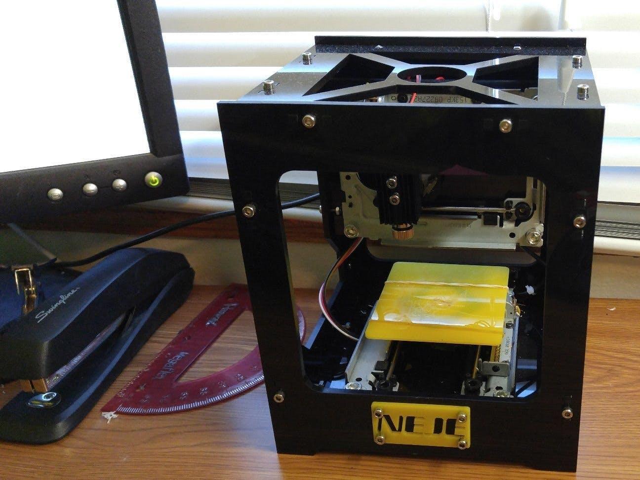 Laser Engraver Hack