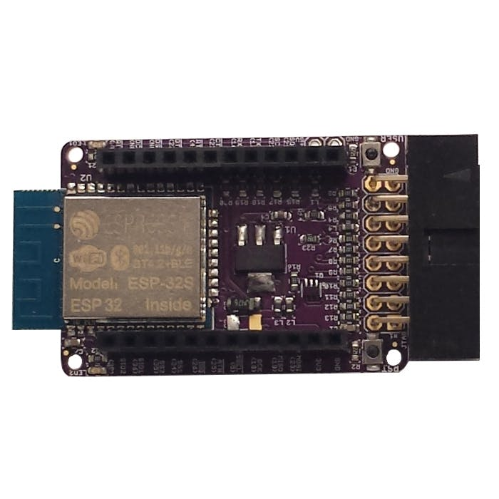 thingSoC ESP32 WiFi Module