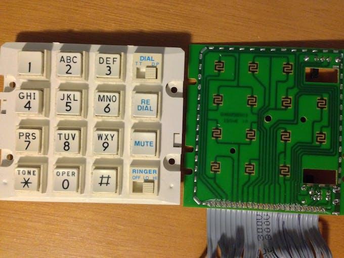 keypad circuit