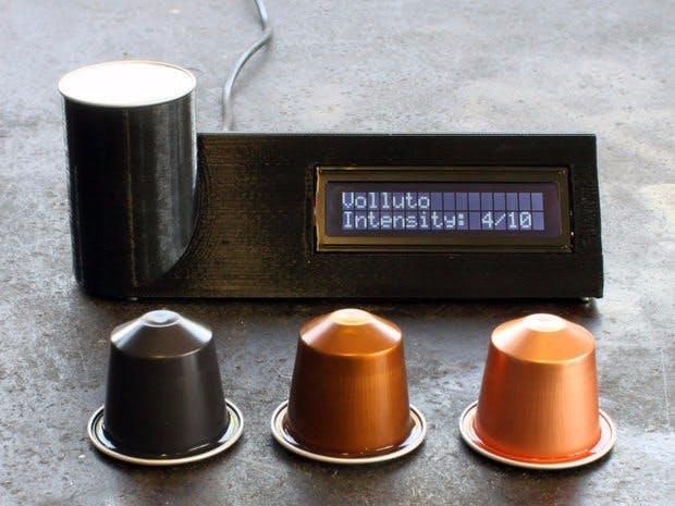 DIY Nespresso Capsule Detector