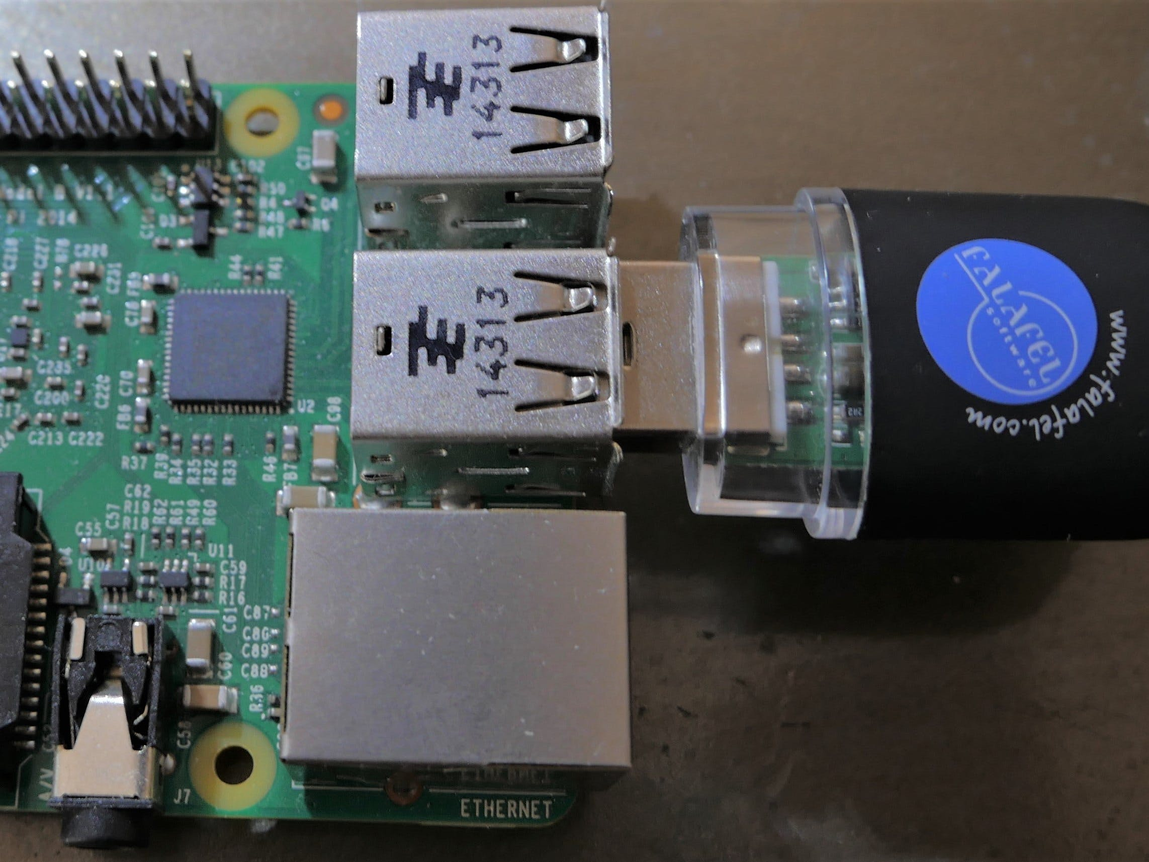 Read/Write Data from/to USB Thumb Drive on Windows IoT Core
