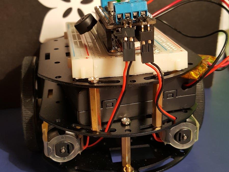 Feather Bluetooth LE Mini Robot