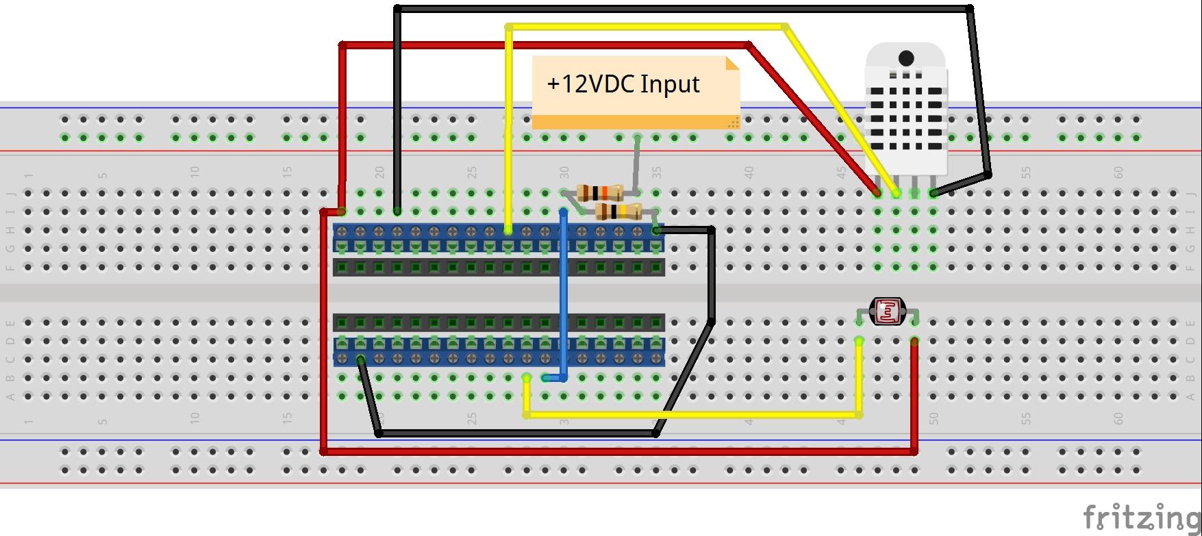 Outdoor Solar Voltage And Light Sensing Garden Circuit Further 5000 Watt Power Inverter Schematic Project Bb Uhjscucrg2