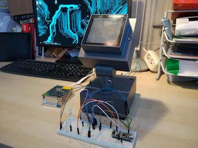 Simple DALI Controller