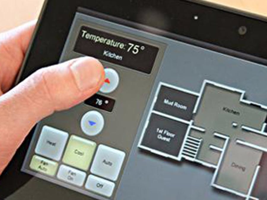 House climate control
