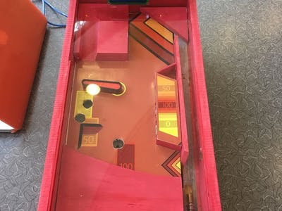 PinBall Table on Arduino