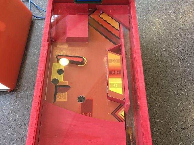 PinBall Table on Arduino