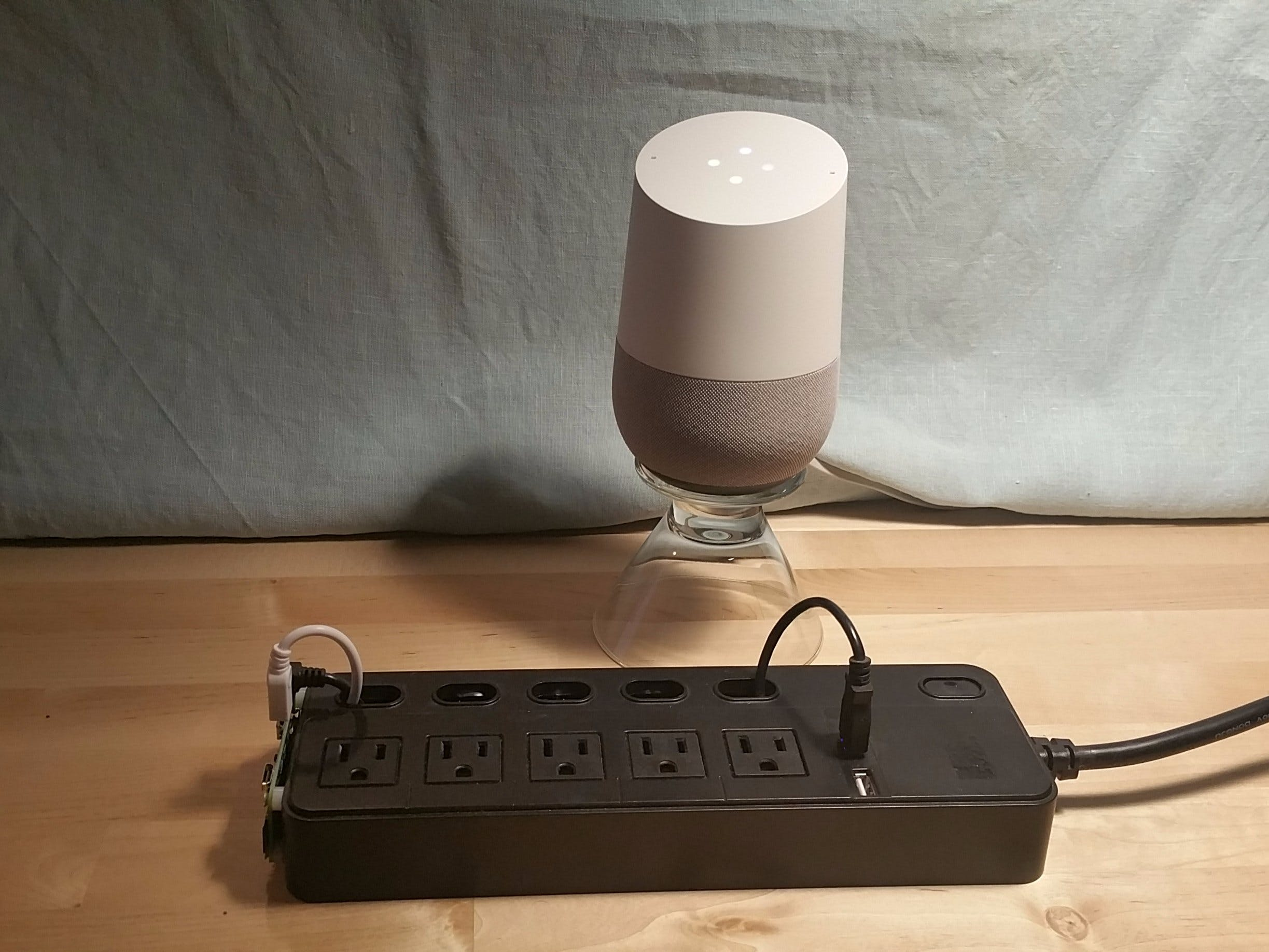 Connecting Google Home to Raspberry Pi Projects
