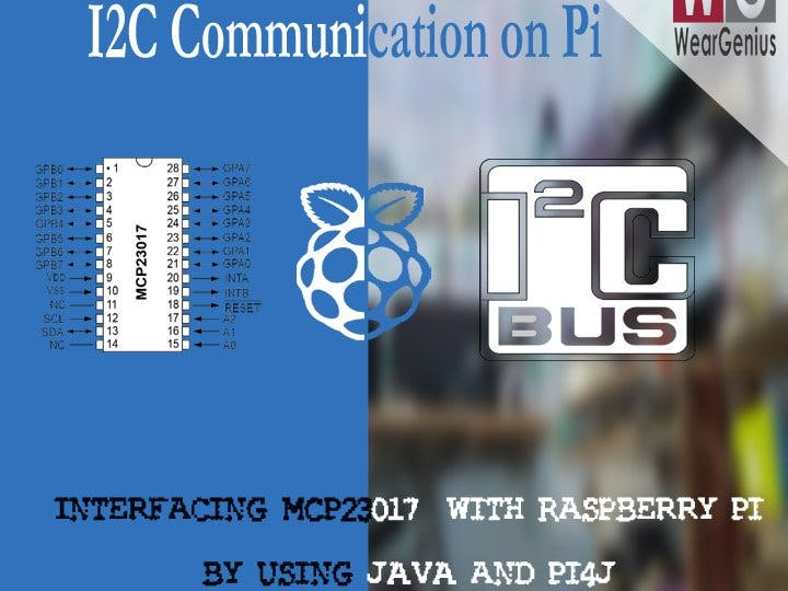 I2C Communication on Raspberry Pi using JAVA