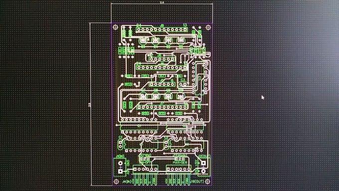 PCB CAD design