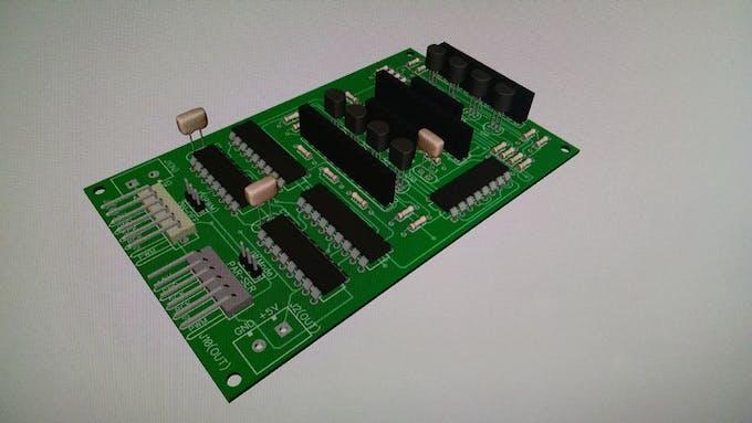 CAD 3D View