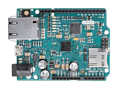 Arduino Leonardo ETH v3 and MySQL Direct Insert