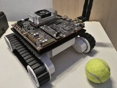 Catch the Tennis Ball