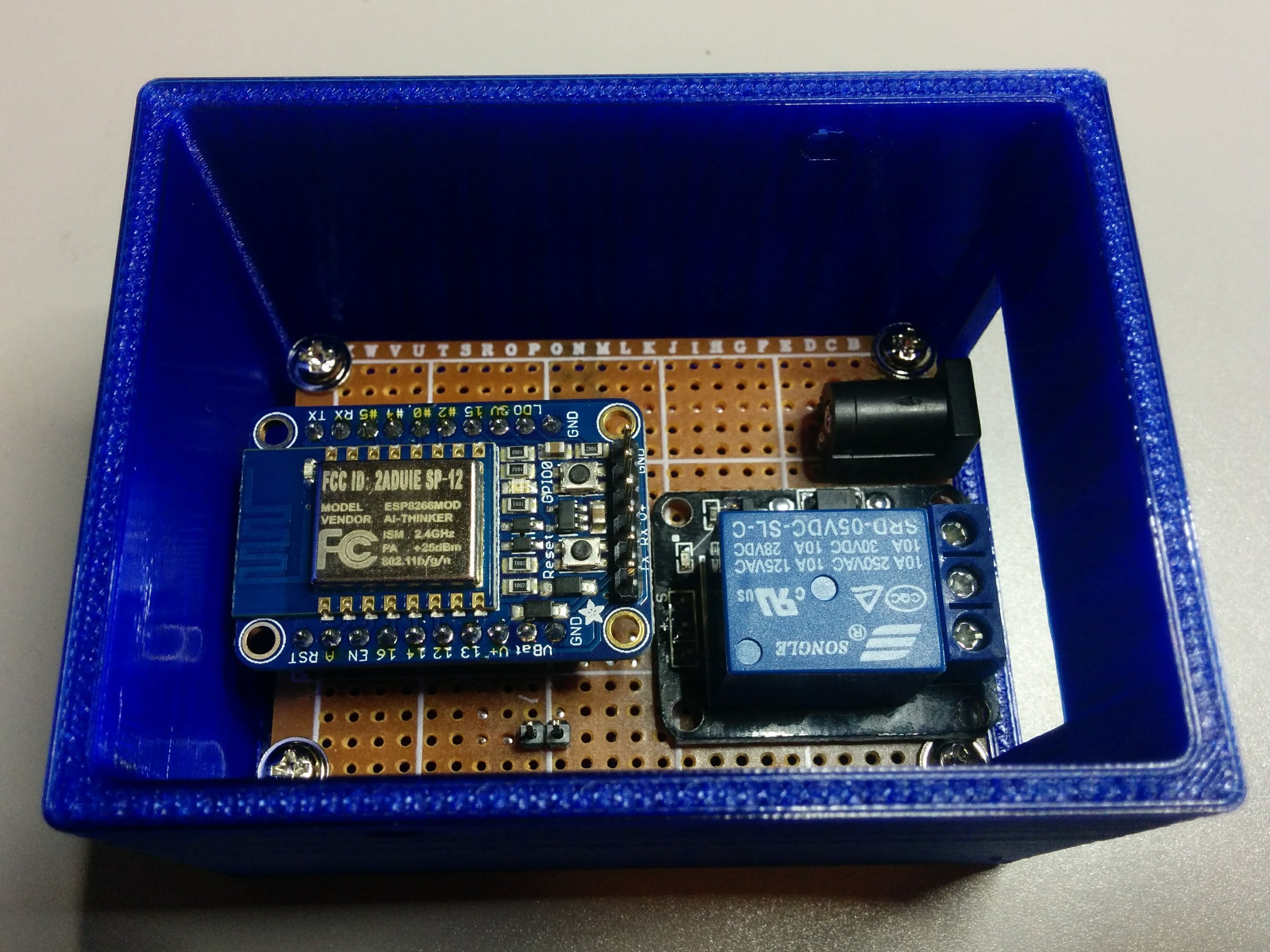 ESP8266 Garage Door Monitor