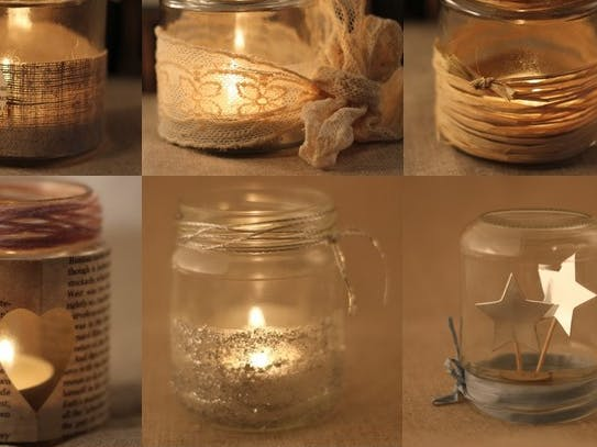 Making of the Holiday Lantern