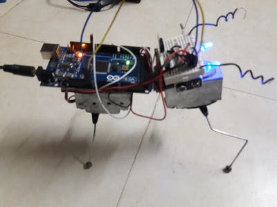 Robotic Ant