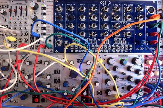 OCS-2: A Digital, Semi Modular Synthesizer - Arduino Project Hub