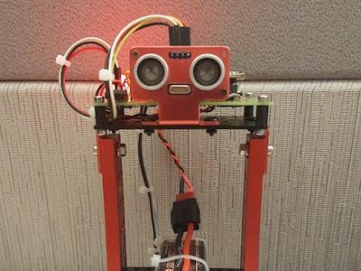 MAX32630FTHR Balance Bot